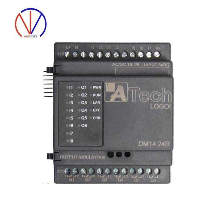 ماژول ورودی/خروجی لوگو 8 ایرانی DM14 24R