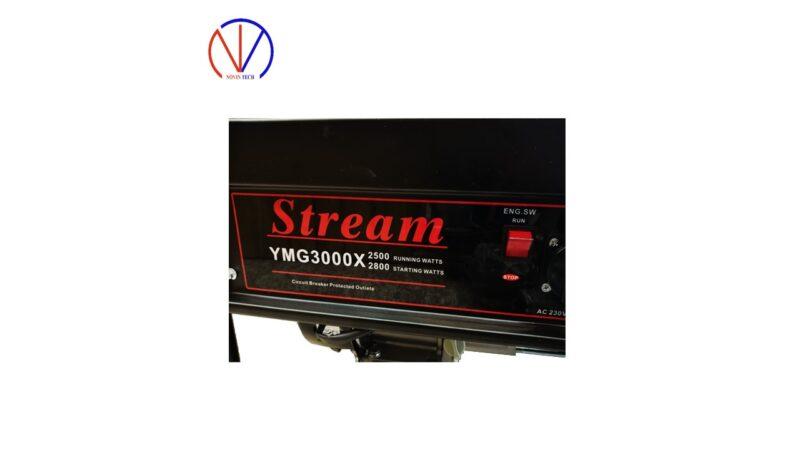 موتور برق استریم 2.8KW مدل YMG3000X