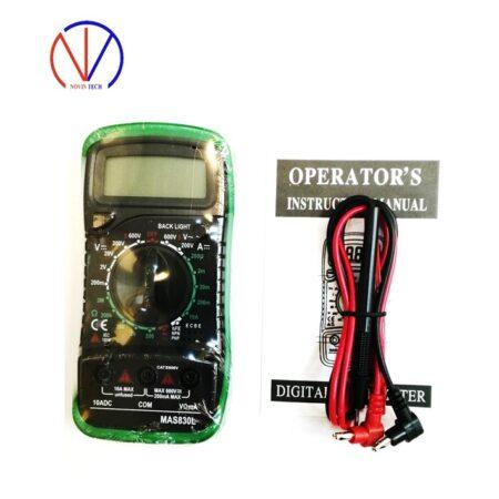 مولتی متر MAS830L
