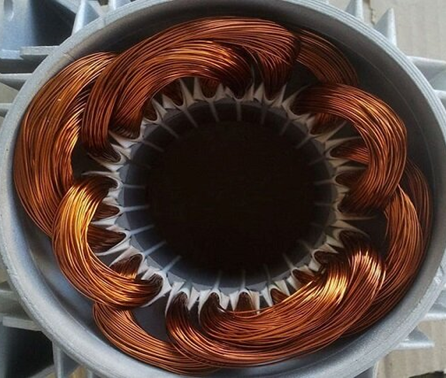 موتور سیم پیچی شده