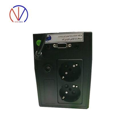 یو پی اس کی استار مدل UA80 با ظرفیت 800VA به همراه باتری داخلی
