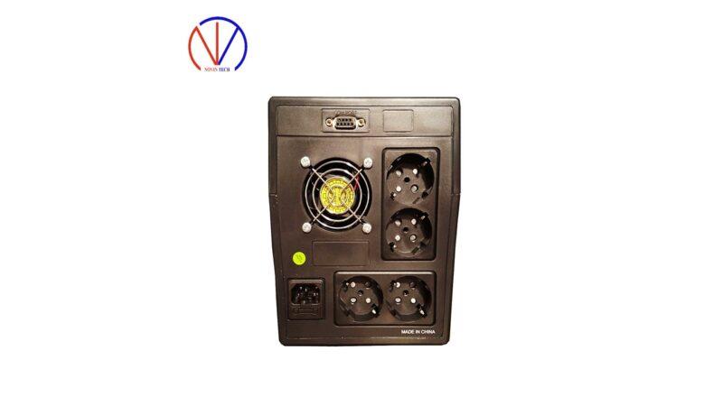 یو پی اس کی استار مدل UA200 با ظرفیت 2000VA به همراه باتری داخلی