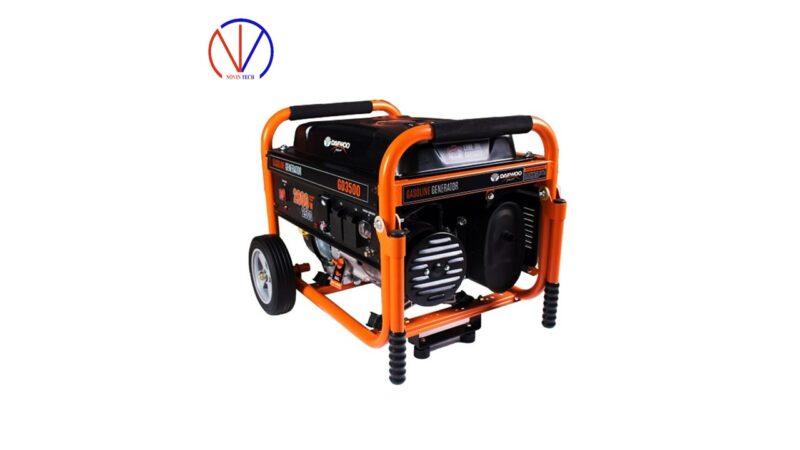 موتور برق دوو 2.8KW مدل GD3500