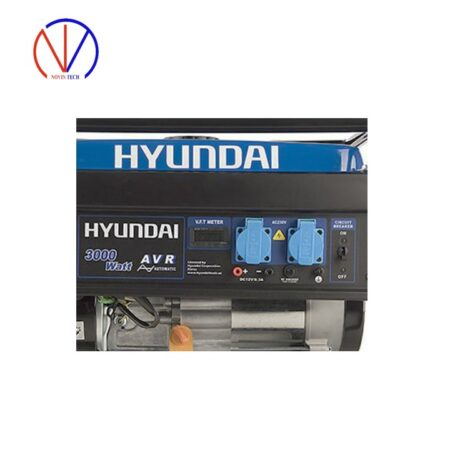 موتور برق هیوندای 3KW مدل HG5360