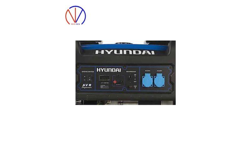 موتور برق هیوندای 3KW مدل HG5355-PG