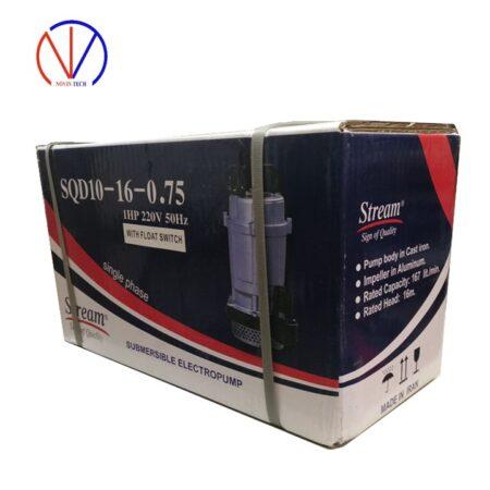 کفکش استریم 16 متر ،2 اینچ ، فلوتردار مدل SQD-10-16-0.75F